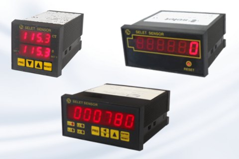 immagine Programmable Counters - Totalizers - Timers